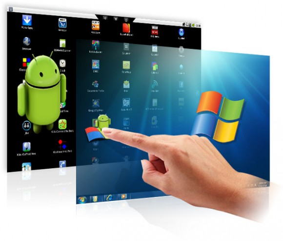 how to play android games on windows 7 32 bit