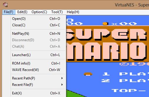 nes emulator windows 8